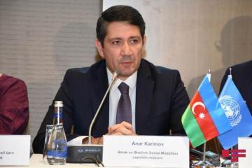 В Азербайджане будет подготовлен Национальный план деятельности по предотвращению суицидов