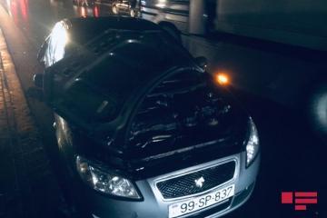 В Баку грузовик врезался в Azsamand, ранены трое - [color=red]ФОТО[/color] - [color=red]ВИДЕО[/color]