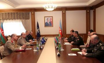"Stuart Peach: ""NATO supports Azerbaijan's territorial integrity and sovereignty"""