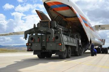 В США обеспокоены началом испытаний С-400 в Турции