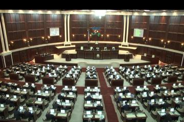 Time of bringing up for discussion at Milli Mejlis of issue of candidacy to Ombudsman position announced