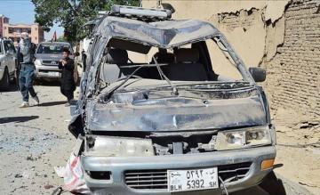 Roadside bomb kills 15 Afghan civilians