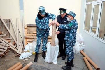 304kg heroin heading to Ukraine seized in Azerbaijan