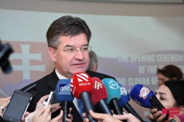 OSCE Chairperson-in-Office comments on the mutual visits of Azerbaijani and Armenian journalists