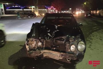 В Гяндже столкнулись пять автомобилей - [color=red]ФОТО[/color]