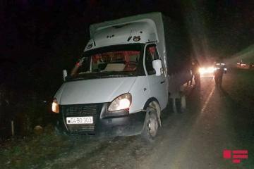В Гейчае братья на ВАЗе врезались в ГАЗель, один погиб, второй ранен -[color=red] ФОТО[/color]