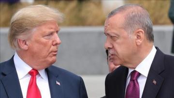 Трамп не планирует отдельной встречи с Эрдоганом на саммите НАТО