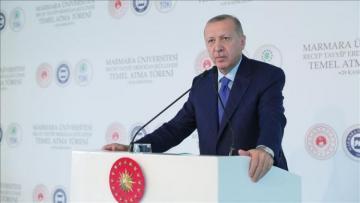 'Check your brain death,' Erdogan on Macron's NATO remarks