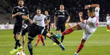 «Карабах» потерял все шансы на выход в плей-офф Лиги Европы