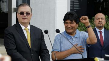 В Боливии подтвердили «синий формуляр» Интерпола на Моралеса