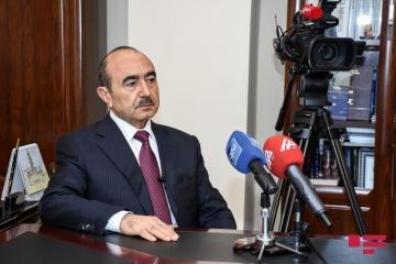 Ali Hasanov dismissed from the post as Assistant to the President - head of department
