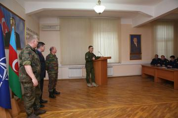 NATO training courses held in Baku