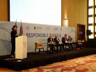 Business leaders in Azerbaijan discussed embedding UN Global Compact principles and SDGs into their operations and strategies