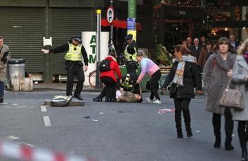 Погибли двое из пяти раненных при нападении на Лондонском мосту