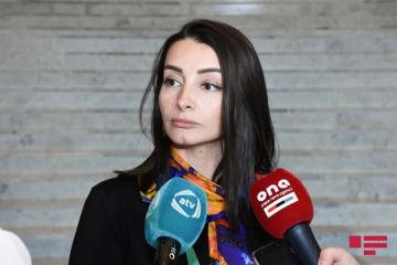 "Leyla Abdullayeva: ""It is hard to understand Armenian Prime Minister"""