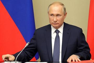 Путин подписал закон о ратификации Конвенции о статусе Каспия