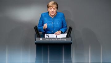 Merkel appoints commissioner for gas transit through Ukraine