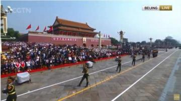 Beijing hosts grand gathering, Military Parade to mark China's 70th National Day - [color=red]VİDEO[/color]
