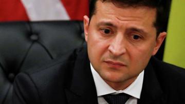 Зеленский заявил, что никогда не встречался с адвокатом Трампа