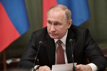 Rusiya Prezidenti Xəzərin hüquqi statusu ilə bağlı Konvensiyanın ratifikasiyası haqda qanunu imzalayıb