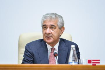 """Ali Ahmadov: """"Government tries population to live better"""""""