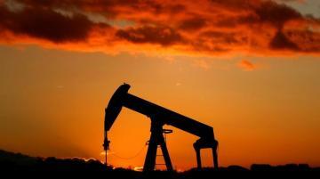 Цена нефти Brent упала ниже $59 за баррель