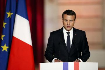 French President: Russia's return to PACE - not a double standard