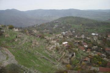Прошло 27 лет со дня оккупации армянами Ходжавендского района