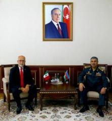 Azerbaijan Defense Minister meets with Mexican Ambassador to Azerbaijan