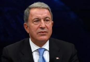 """Hulusi Akar: """"Təhlükəsiz bölgəni terrorçulardan təmizləməkdə qərarımız qətidir"""""""