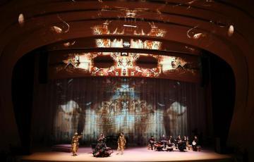 Второй Фестиваль поэзии, искусства и духовности – Насими завершился гала-спектаклем в Центре Гейдара Алиева
