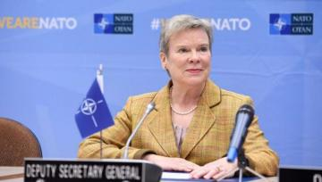 NATO Deputy Secretary General visits Georgia