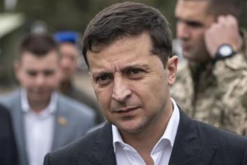Ukraine's Zelenskiy says has never met or spoken to Giuliani