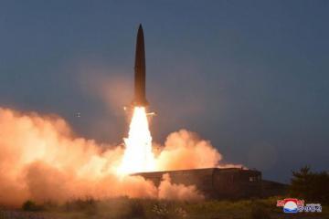 North Korea test was of short- to medium-range ballistic missile: Pentagon