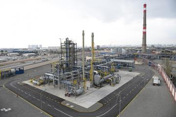 Baku Oil Refinery ceased its operation