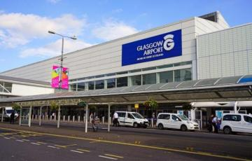 """Glasgow Airport partially evacuated due to """"suspicious package"""""""