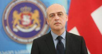 "David Zalkaliani: ""Georgia is in favor of resuming direct flights with Russia"""