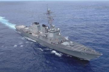 ABŞ donanması gəmi əleyhinə raket sınaqdan keçirib