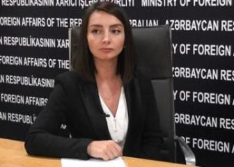 "Leyla Abdullayeva: ""Azerbaijani President explained that concept of ""Nagorno Garabagh people"" does not exist"""