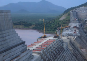 Egypt says talks over Ethiopia's Nile dam deadlocked, calls for mediation