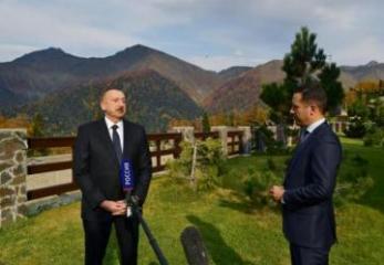 Президент Азербайджана: Наши отношения с Россией проверены временем