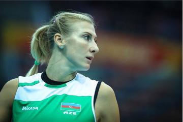 Наталья Мамедова подписала контракт с китайским клубом