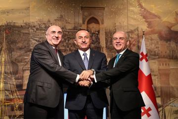 Date of Azerbaijani-Georgian-Turkish foreign ministers' meeting unveiled
