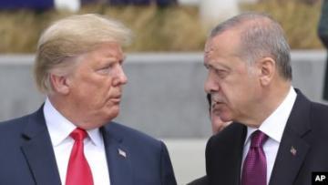 Трамп и Эрдоган провели переговоры