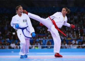Azerbaijani female fighter reaches final at Karate 1 - Premier League Moscow