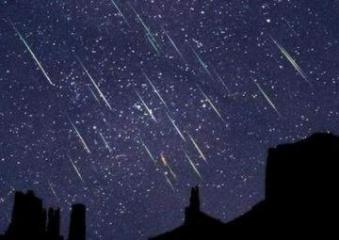 Oktyabrın 9-da Moskva səmasında meteorid yağışı müşahidə ediləcək