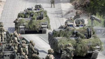 NATO's large-scale military exercises to be held in Georgia
