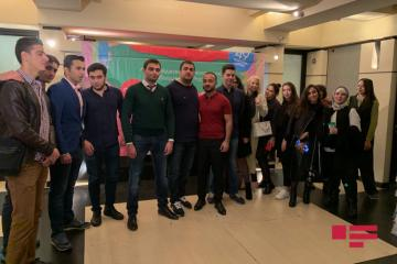 Linguistic Club established in Moscow on the initiative of Leyla Aliyeva