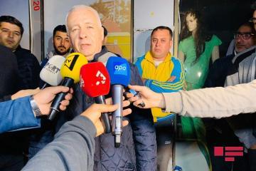 """Etibar Mirzəyev: """"Yanğının qarşısı alınıb"""""""
