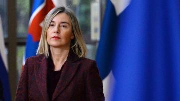 Могерини осудила военные действия Турции в Сирии